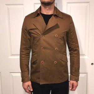 Zara Man brown Jacket, size Medium